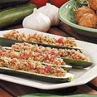 Italian Zucchini Boats Recipe