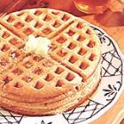 Oatmeal Waffles Recipe