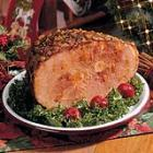 Image of Apricot Baked Ham, AllRecipes