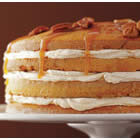 Luscious Four-Layer PHILLY Pumpkin Cake Recipe