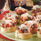 Double Tomato Bruschetta Recipe