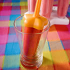 Strawberry Lemonade Ice Pops Recipe