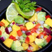 Cucumber-Mango Salsa