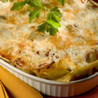 four-cheese lasagne, pumpkin lasagna