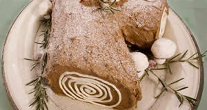 Easy Yule Log