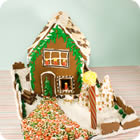 Home Sweet Home Gingerbread House Article - Allrecipes.com