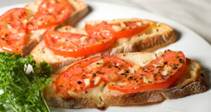 Best Bruschetta and Canapes