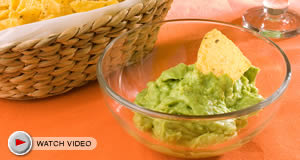 How to Make Guacamole (Video)