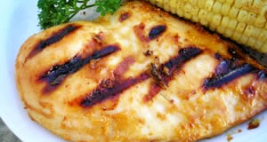 Great Grilled Chicken
