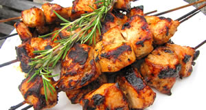 Best Chicken Kabobs