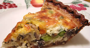 Five-Star Quiches