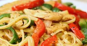 Favorite Pasta Recipes