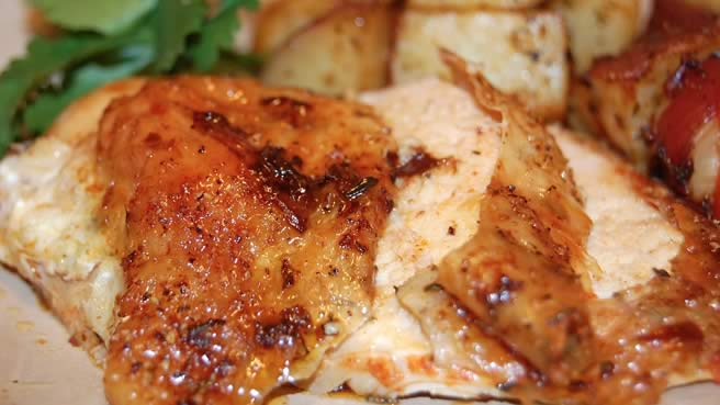 Quick bake chicken recipe