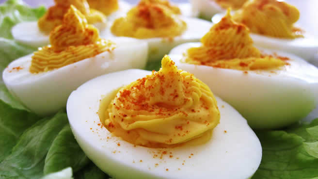 Deviled Eggs II