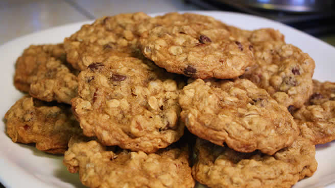 Oatmeal Cookie Recipes Allrecipescom | Share The Knownledge