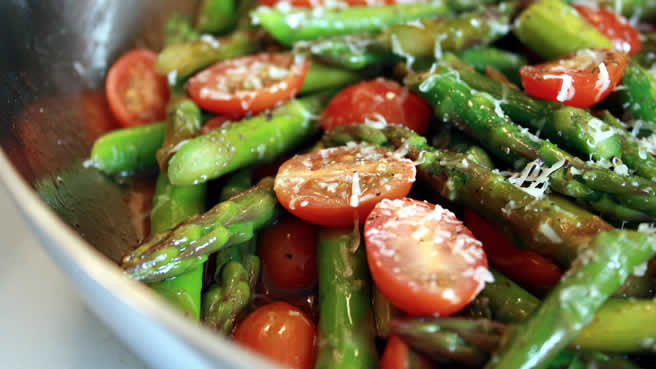 Asparagus side dish recipes for What side dishes go with fish