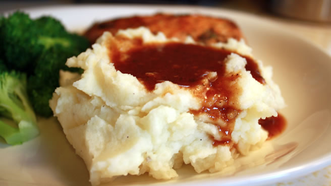 Chef John's Perfect Mashed Potatoes