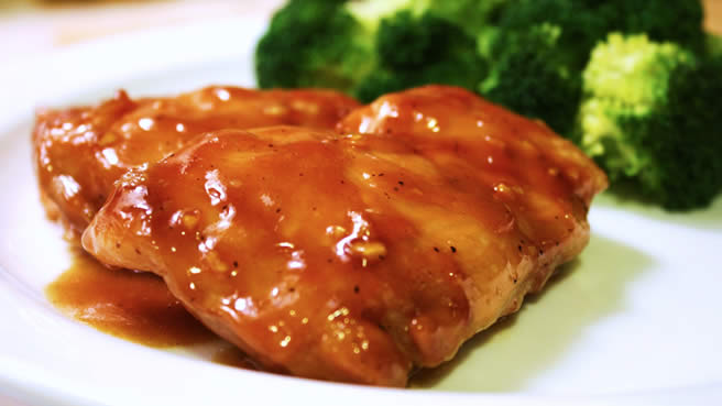 Teriyaki chicken leg quarters recipes