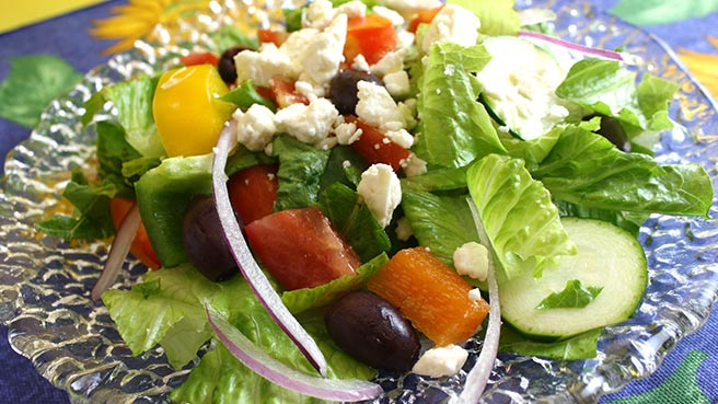 Best green salad recipes easy