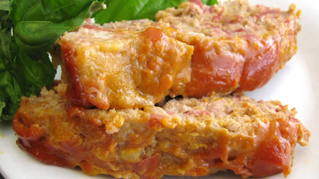leaner loaf turkey makes a tasty meatloaf with much less fat see top ...
