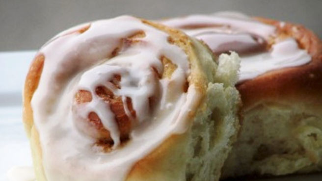 Soft, Moist, and Gooey Cinnamon Buns