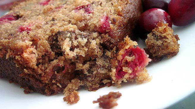 Cranberry Nut Bread I