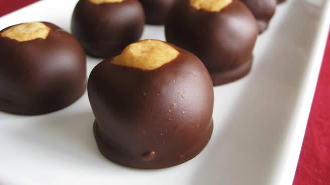 Buckeye Cookies III
