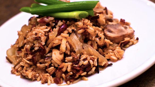 Harvest Rice Dish
