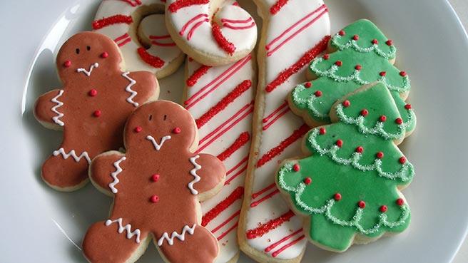 Fabulous Christmas Cookie Recipes Allrecipes Com Easy Diy Christmas Decorations Tissureus