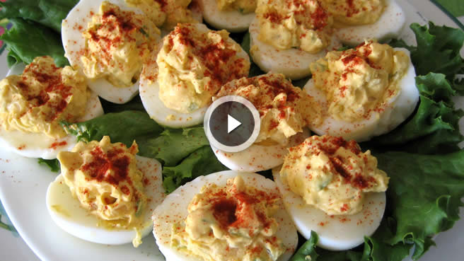 Di's Delicious Deviled Eggs