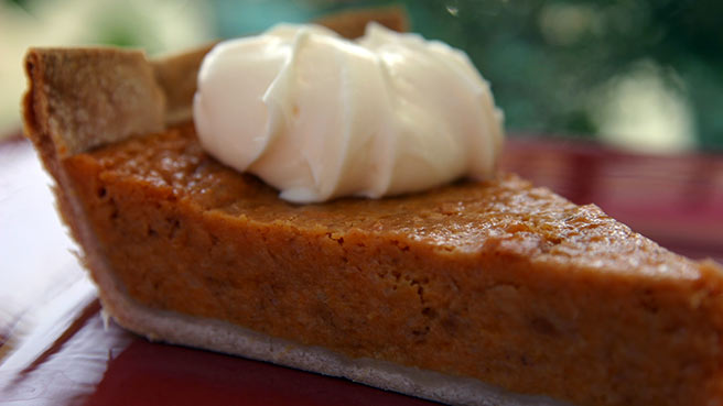 Sweet Potato Pie I