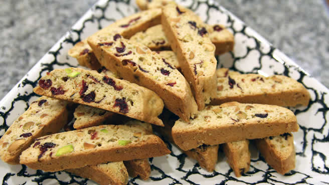 Biscotti Recipes - A