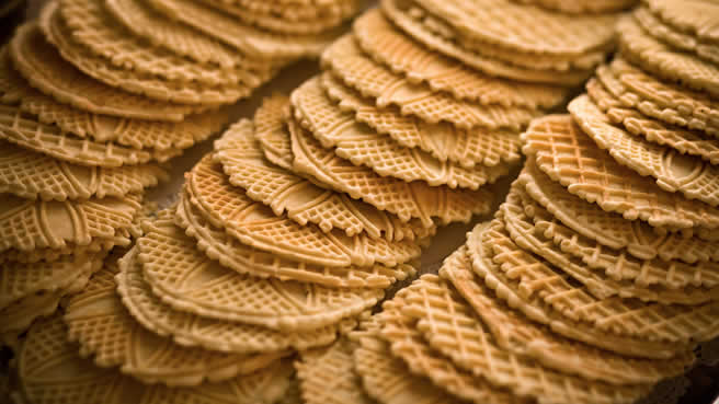 Pizzelle cookie recipe with whiskey