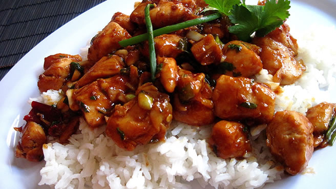 Delicious asian chicken recipes