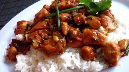 Tips Tricks Kung Pao Chicken