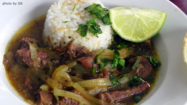 Latin american recipes for American cuisine foods