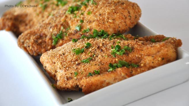 Baked chicken breast easy healthy recipes