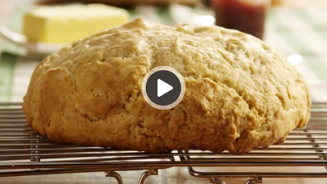 Amazingly Easy Irish Soda Bread
