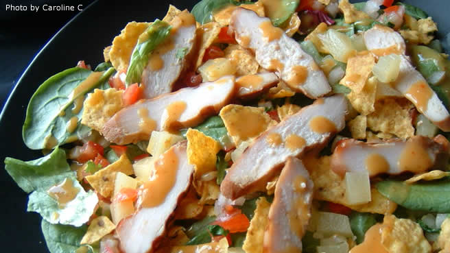 All recipes chinese chicken salad