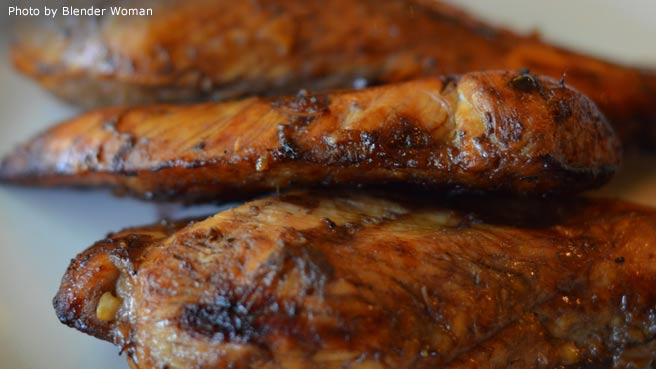 Southern bbq chicken marinade recipe