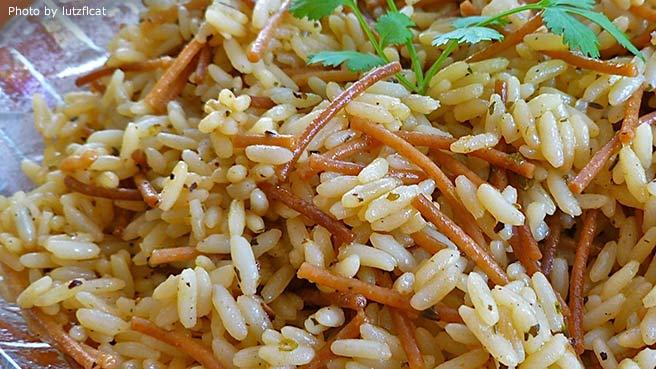 Ann's Rice Pilaf