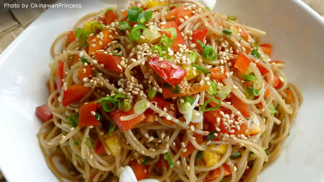 Asian Pasta Salad Recipes - Allrecipes.com