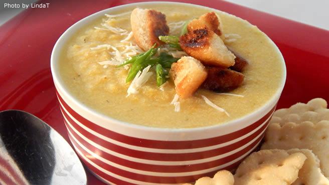 All recipes soups cream french potato