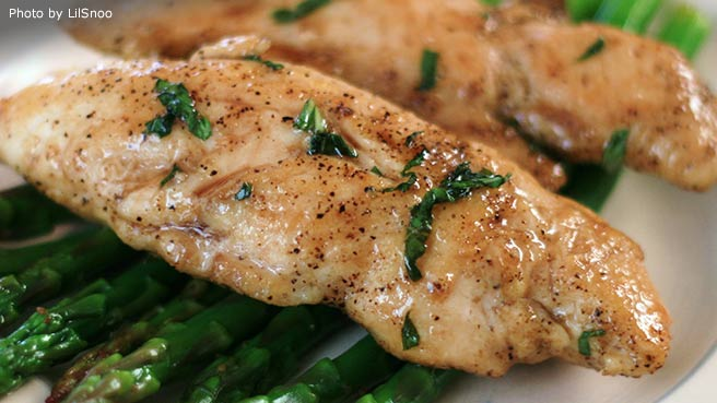 Chicken dinner recipes quick and easy