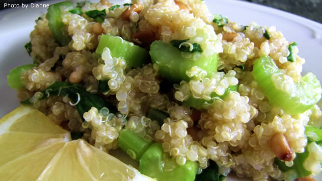 Couscous side dish recipes easy