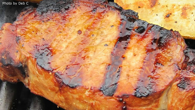 best grilled pork chops my whole family really likes these we use the ...