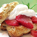 Buttermilk Strawberry Shortcake