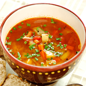 Chicken soup. Vegetable soup. Slow cooker soups and stews. Find a hearty favorite and get your soup on!