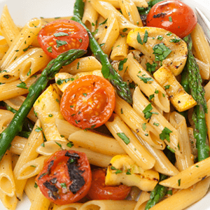 Find recipes for all your favorite pasta dishes including lasagna, baked ziti, pasta salad, macaroni and cheese, and pesto.