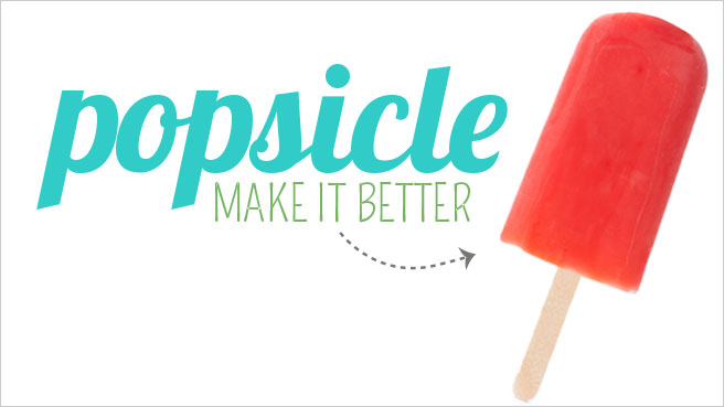 Creative Popsicle Recipes